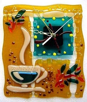 Интерьерные  часы и панно